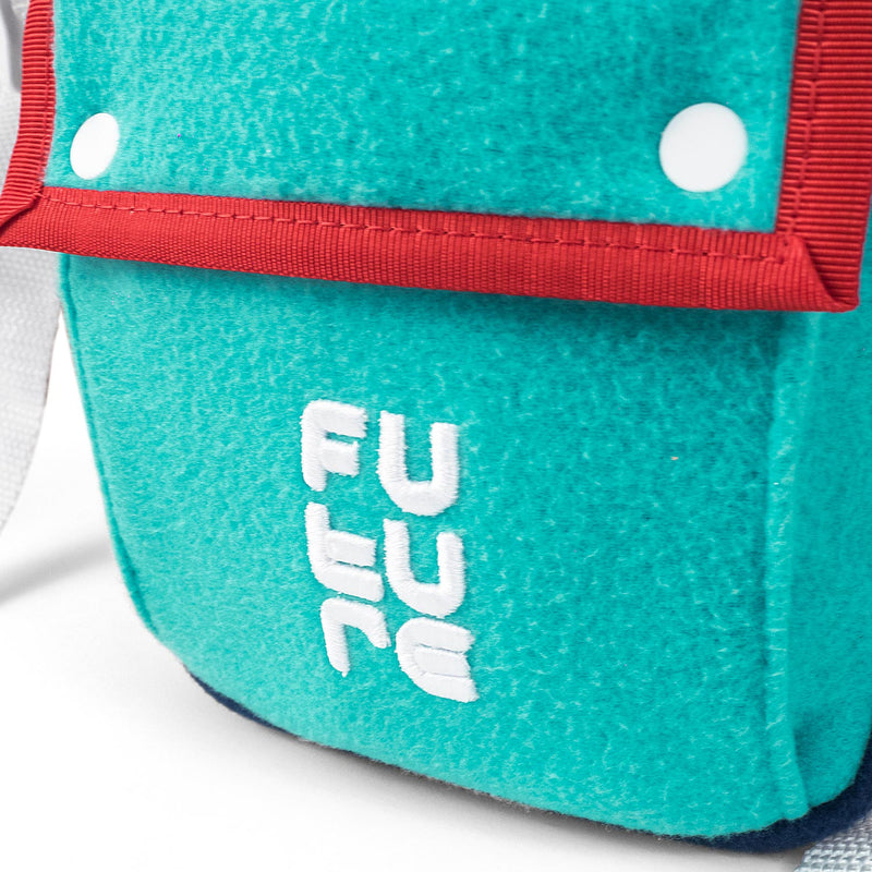 Shouler Bag Future Skateboards Soft Close Bordado