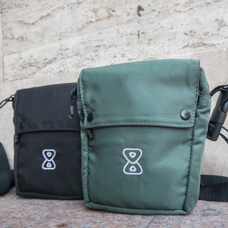 Shoulder Bag Anorak Verde
