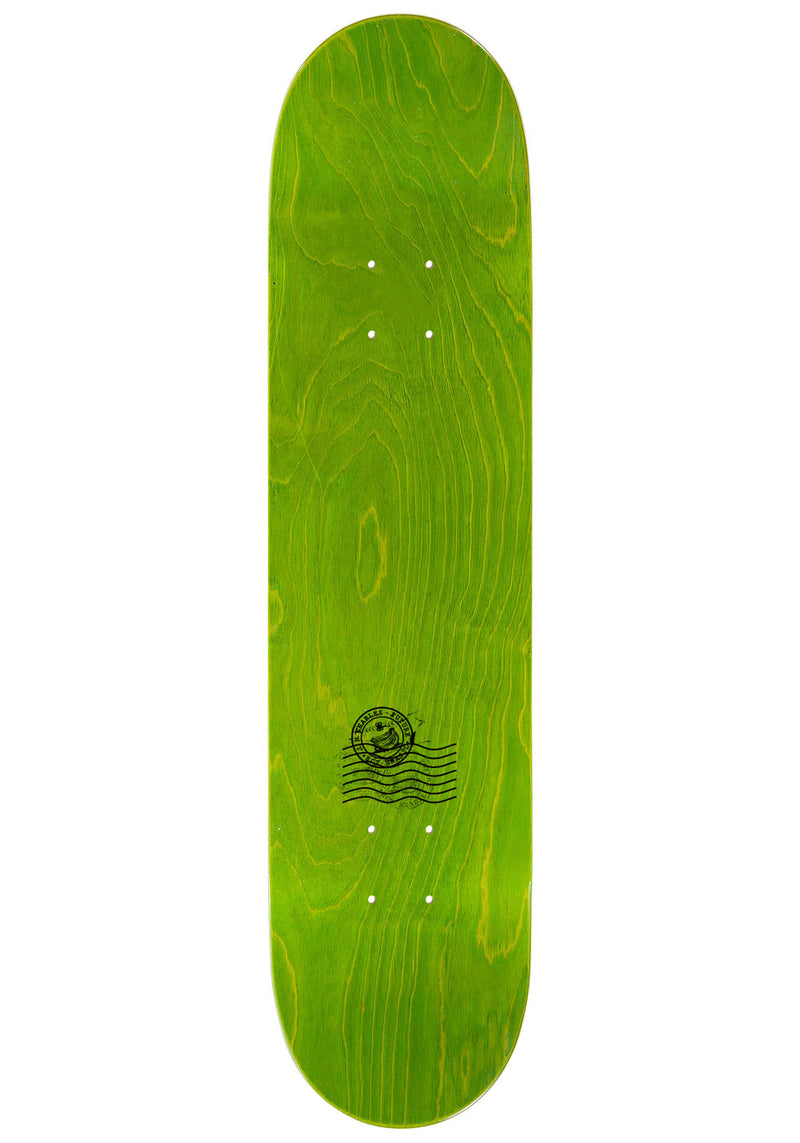 "Shape Maple Future J.N. Bye Bye Amarelo 7.875"" Top"