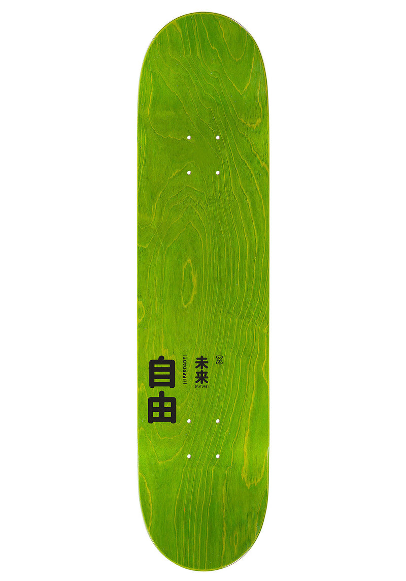 "Shape Maple Future Cezar Gordo Serie Liberdade 8.0"" Top"