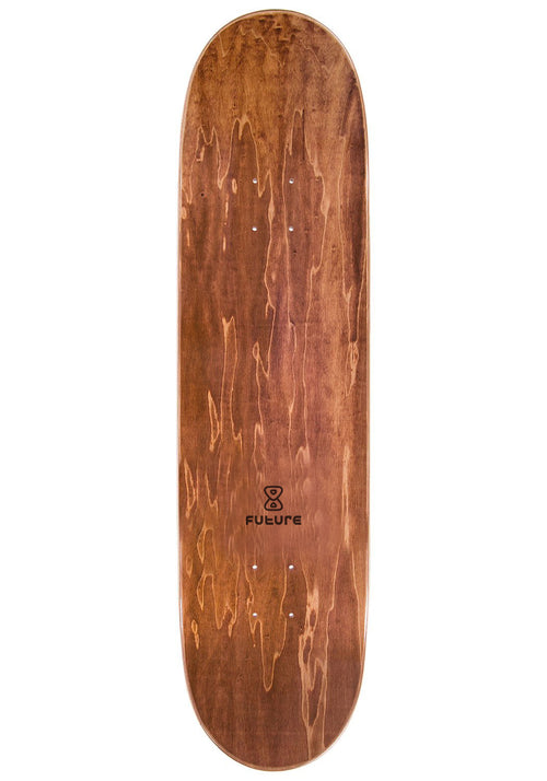 Shape Maple Conquered Preto 8.375''
