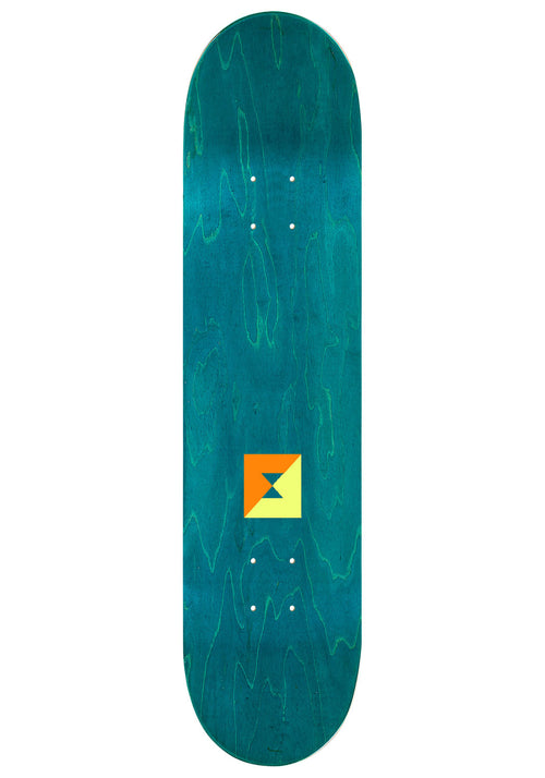 "Shape Maple Future Neon Sunset 7.875"" Top"