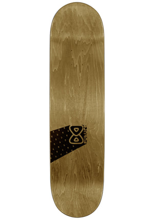 Shape Maple Future Logo Vertical Black 7.75'' Top