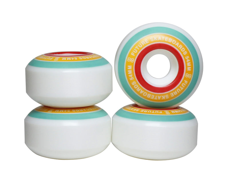 Rodas Skate Street Future Stripped 54mm