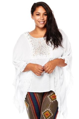 Feel N Plus Size Top - LAYMAXX