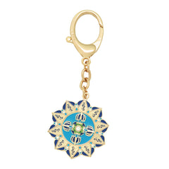 Ten Hum Shield Keychain