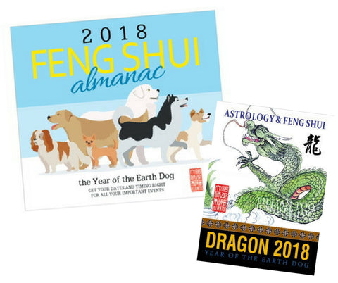 2018 Almanac + Dragon Horoscope Book - Special Offer!!!