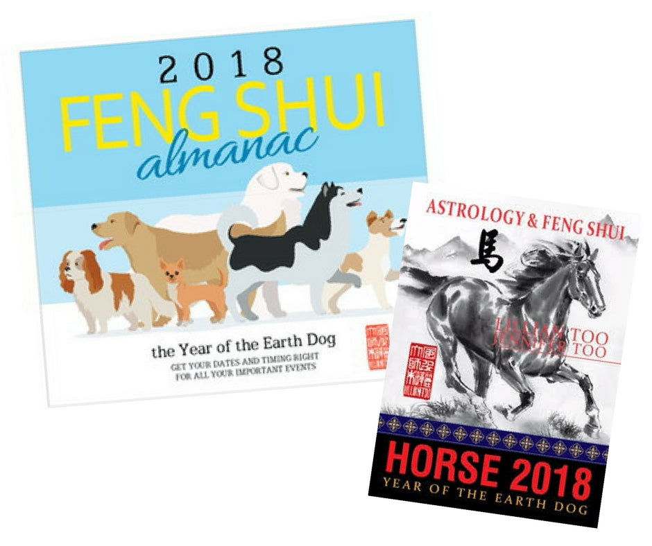2018 Almanac + Horse Horoscope Book - Special Offer!!!
