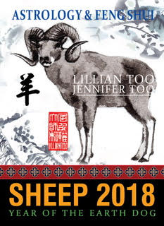 Lillian Too Fortune and Feng Shui 2018 Sheep