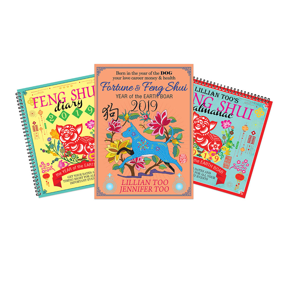 2019 DOG BUNDLE - HOROSCOPE BOOK, ALMANAC & DIARY
