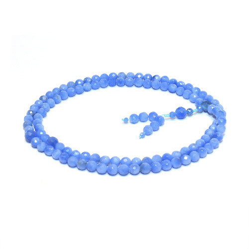 8 MM Mala Beads - Blue Sodalite