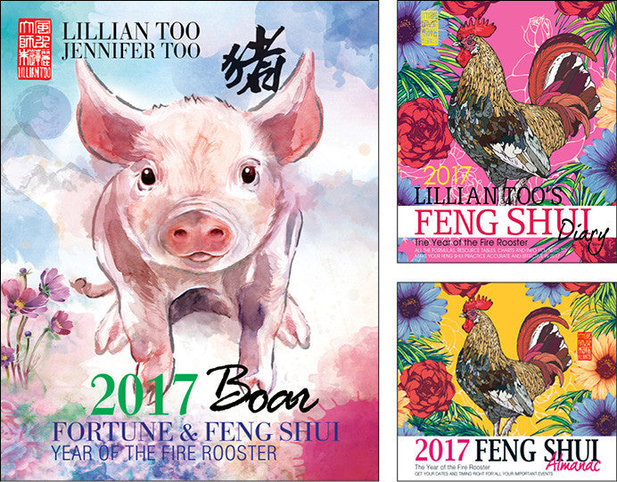 Boar Horoscope Book Bundle 2017