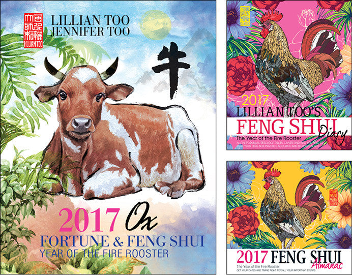 Ox Horoscope Book Bundle 2017