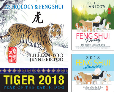 Tiger Horoscope Book Bundle 2018