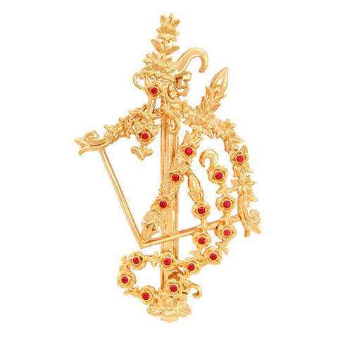 Goddess of Emthrallment Pin