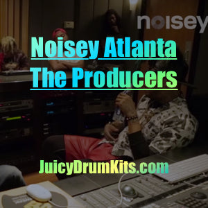 Noisey Atlanta - Mike Will Made It, TM88, Metro Boomin, Zaytoven