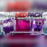 The Med Pack By DruggedOutVenom [Trap Drum Samples Bundle]