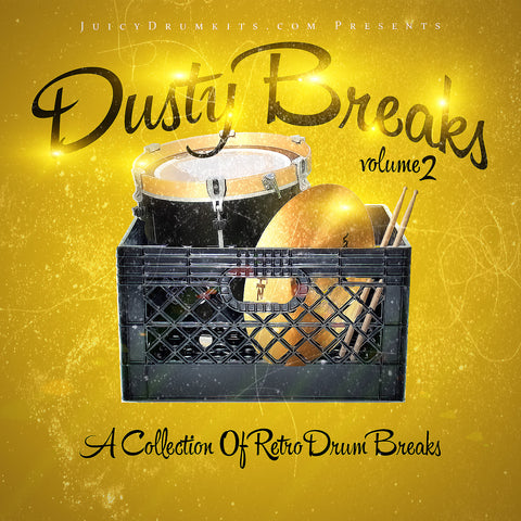 Dusty Breaks Vol. 2 [Retro Drum Loops]