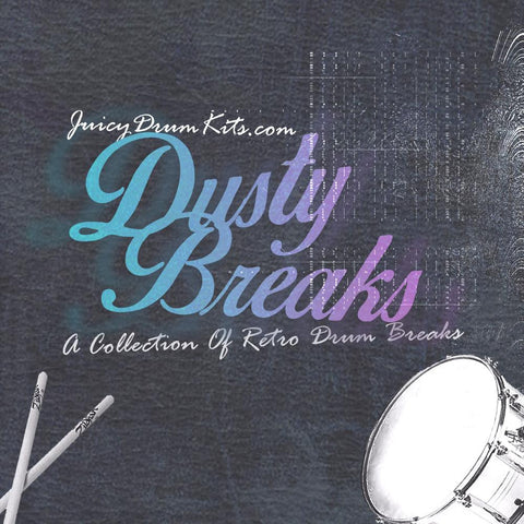 Dusty Breaks Vol. 1 - Retro Drum Loops