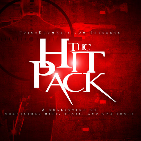 Hit Pack Vol. 1 - Orchestral Hits, Stabs, & One Shots [Orchestra Hits Kit]