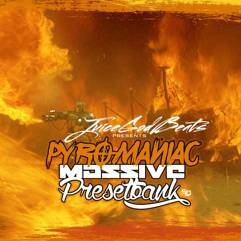 Pyromaniac Massive Presetbank by JuiceGodBeats [Synth Presets]