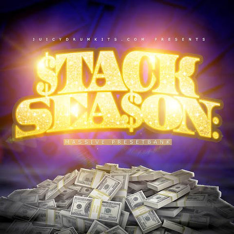 Stack Season Massive Presetbank [Trap Synth Presets]