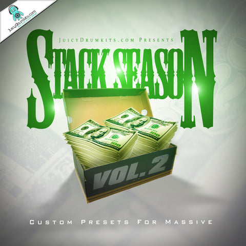 Stack Season 2 Massive Presetbank [Synth Presets]