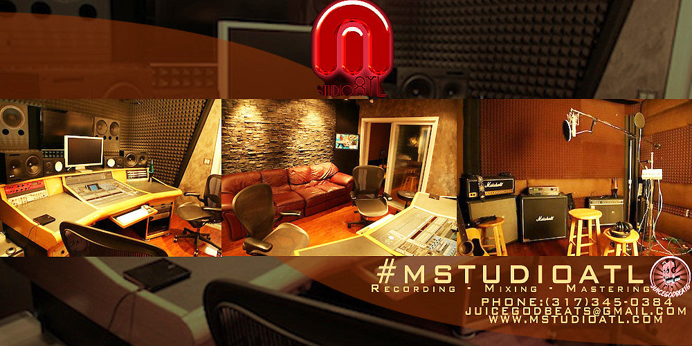 Multimedia Recording Studio - MStudioATL