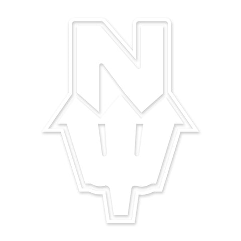 N Dub Decal Large