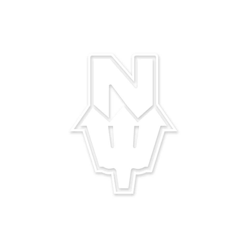 N Dub Decal Small