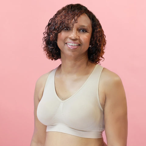ABC Comfy Classic Natural Bra #136