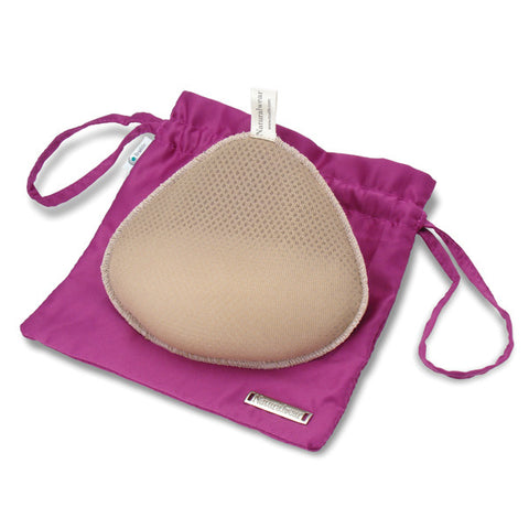 TruLife AquaFlow Triangle Breast Form #630