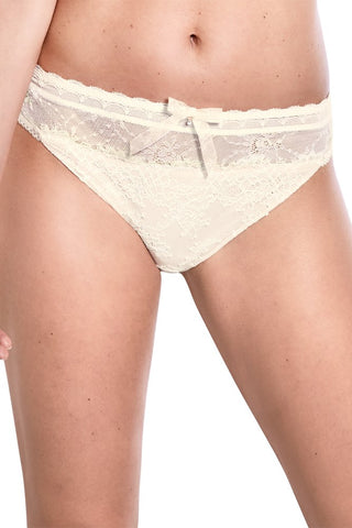 Aurora brief - Off-White / Nude #44576