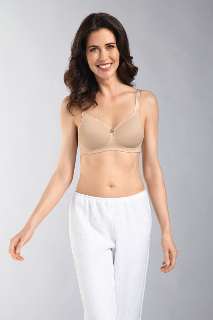 Mara Wire-Free Bra Light Nude