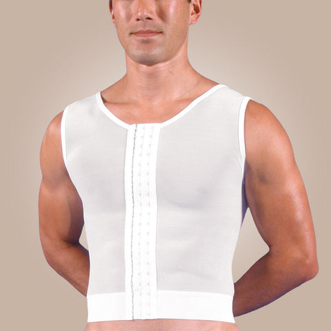 Design Veronique Male Adjustable Compression Vest #640