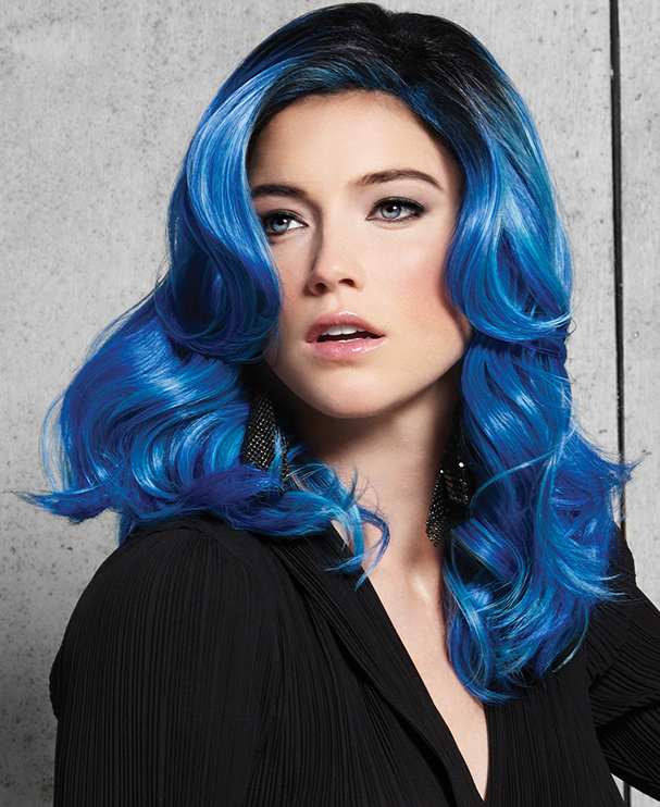 Hairdo Blue Waves Wig