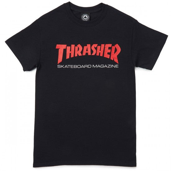Thrasher - Resurrection Tee - Black
