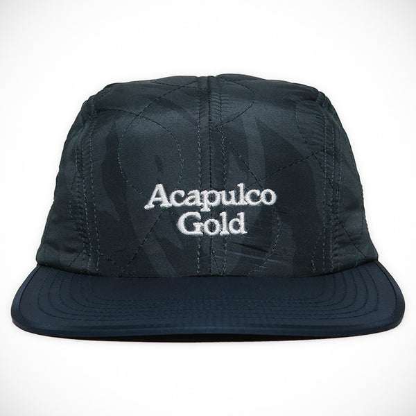 Acapulco Gold - Outland Quilted Sport Cap - Navy Camo