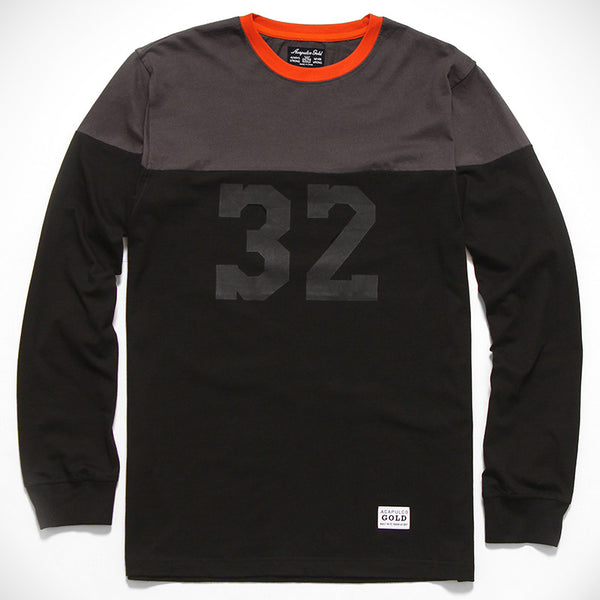Acapulco Gold - Pro League L/S Shirt - Black
