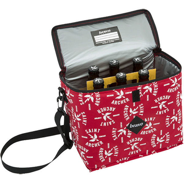 Bravo - Scramble Cooler Case - St. Archer/Red