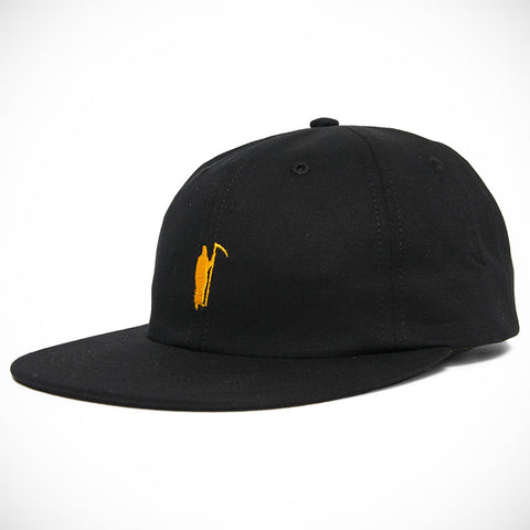Acapulco Gold - Reaper 6 Panel Cap - Black
