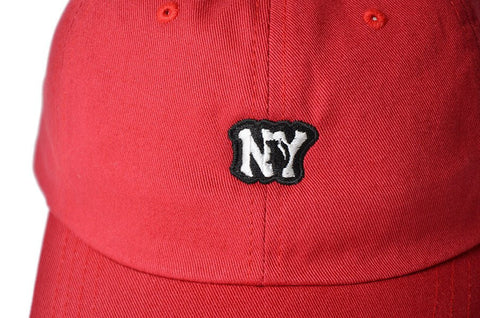 Lafayette - Run NYC Ball Cap - Red