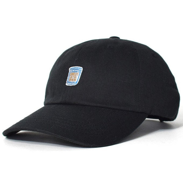 Lafayette - Anthora Baseball Cap - Black
