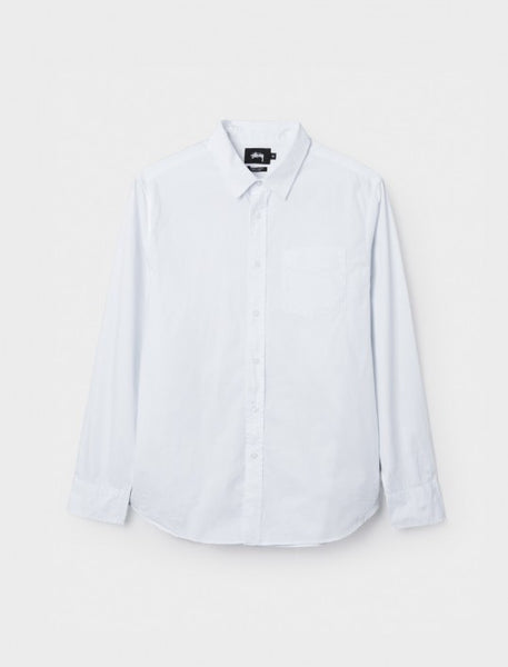 Stussy - Tomoo Gokita Button Up Shirt - White