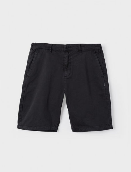 Stussy - Classic Washed Gramps Short S/S16 - Black