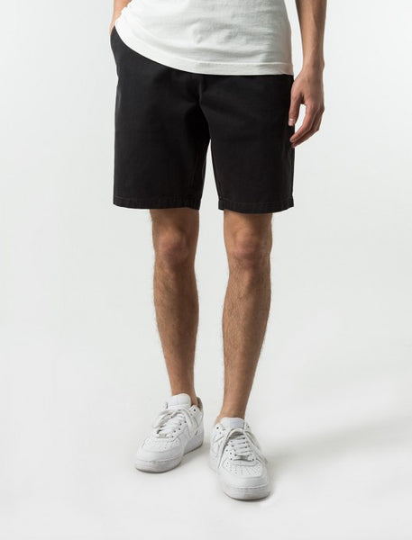 Stussy - Classic Washed Gramps Short - Black