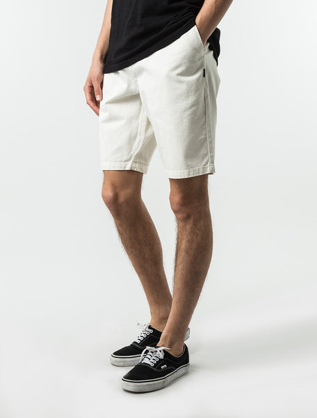 Stussy - Classic Washed Gramps Shorts - Natural