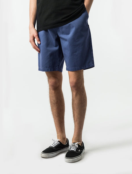 Stussy - Classic Washed Gramps Shorts - Navy