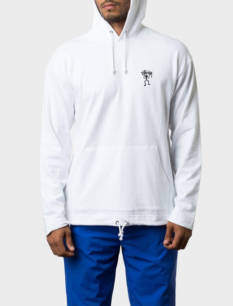Stussy - O'Dyed Hoodie - White
