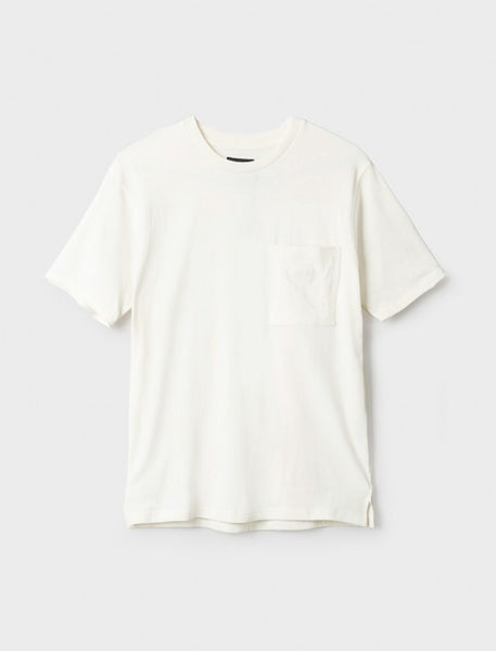 Stussy - O'Dyed Boxy S/S Tee - Natural